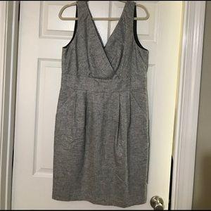 Loft Gray Dress